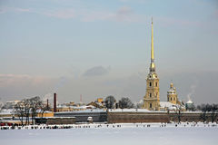 St. Petersburg, Russia. Royalty Free Stock Image