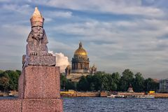 St Petersburg, Russia. Stock Photography