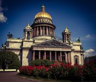 St. Petersburg. Russia stock photo
