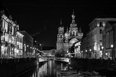 St Petersburg Russia Royalty Free Stock Photos