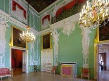 Interno del palazzo di Stroganov Fotografie Stock