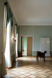 ST. PETERSBURG, RUSSIA-APREL 24 2016: A communicating room of lyceum in Pushkin. Stock Photography