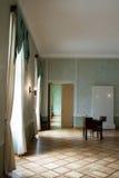 St. PETERSBURG, RUSSIA-APREL 24 2016: Ein in Verbindung stehender Raum des Lehrsaals in Pushkin Stockfotografie