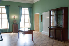 ST. PETERSBURG, RUSSIA-APREL 24 2016: A physical office of lyceum in Pushkin. Stock Photography