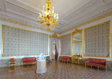Interior of Stroganov Palace Royalty Free Stock Photo