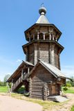St. Petersburg. Russia. Belfry. Nevsky Forest Park. Royalty Free Stock Photography
