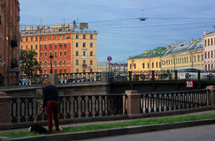 St. Petersburg, Russia Royalty Free Stock Photography