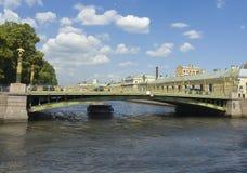 St. Petersburg, St. Panteleymon's bridge Stock Photography