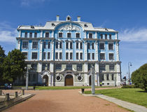 St Petersburg, istituto universitario Militare-marino Immagini Stock Libere da Diritti