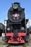 ST petersburg russia Motor för last LV-18, främre sikt Arkivfoto