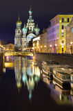 St.Petersburg, Russia Royalty Free Stock Photos