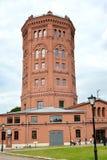 ST petersburg Russia Stara wieża ciśnień - muzealny świat woda St Petersburg Obrazy Royalty Free