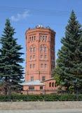 ST petersburg Russia Stara wieża ciśnień - muzealny świat woda St Petersburg Obraz Royalty Free