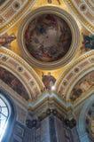 St Petersburg, Russia, vista interna della st Isaac Cathedral fotografie stock