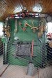 ST petersburg Russia Widok pożarnicza sala pasażerski silnik S 68 Zdjęcie Royalty Free