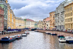 St Petersburg, Russie Photographie stock