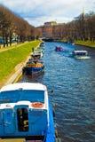 St Petersburg, Russie Photos stock
