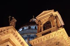 St Petersburg, Russie, cathédrale de rue Isaac Images libres de droits