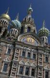 St. Petersburg - Russische Federatie Stock Foto