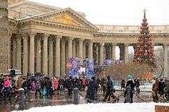 St. Petersburg, Russland Lizenzfreies Stockbild