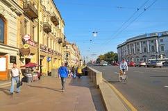 St Petersburg, Russland Lizenzfreie Stockbilder