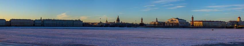 St Petersburg, Russland Stockbild