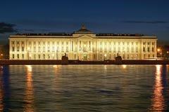 St Petersburg Russland Stockfotografie