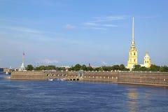 St Petersburg, Russland Stockfotos