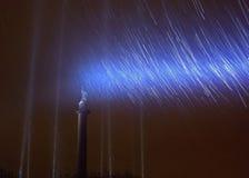 St Petersburg, Russland, Alexander Column Lizenzfreies Stockfoto
