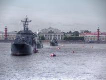 15 06 St Petersburg 2017 Russland-Ansicht von St Petersburg Lizenzfreie Stockfotos