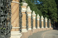 St Petersburg Ryssland. Fotografering för Bildbyråer