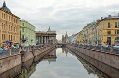 St-Petersburg Ryssland Royaltyfri Fotografi