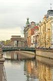 St-Petersburg Ryssland Royaltyfria Foton