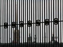ST PETERSBURG - RYSSLAND - OKTOBER 2003: royaltyfri bild