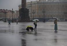 15 06 St Petersburg 2017 Ryssland sikt av St Petersburg Arkivbild