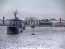 15 06 St Petersburg 2017 Ryssland sikt av St Petersburg Royaltyfria Foton