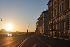 St Petersburg ` s zimy pałac Zdjęcie Royalty Free