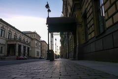 St Petersburg ` s zimy pałac Obraz Royalty Free