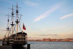St. Petersburg. Sailing ship Royalty Free Stock Image