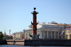 St. Petersburg Royalty Free Stock Photos