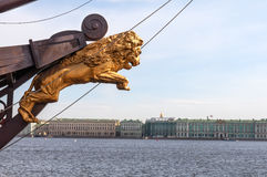 St.Petersburg Royalty Free Stock Photo