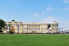 St. Petersburg. Senate Square Royalty Free Stock Photo