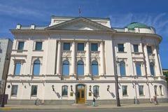 St Petersburg slott Royaltyfria Foton