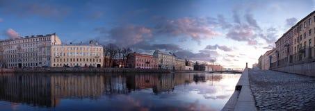 St Petersburg, sorgente Fotografia Stock