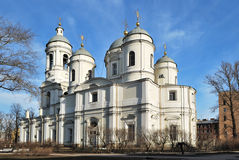 St. Petersburg. St. Vladimir's Cathedral Stock Photos