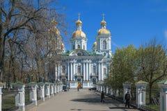 St Petersburg stadsdragningar Arkivbilder