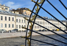 St Petersburg stadssikter Royaltyfri Fotografi