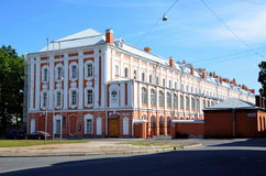St. Petersburg State University Stock Images
