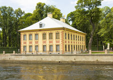 St. Petersburg, Summer palace Royalty Free Stock Image