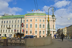 St. Petersburg, Taleon Imperial Hotel Stock Images
